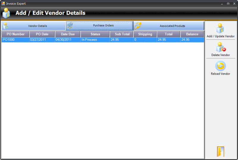 On Receipt Of Vendor Management By Invoice Expert Please Find Attached Your Invoice with Purchase Invoice Processing Word Vendor List Vendor Details Vendor Purchase History Invoice Forms Printable Word